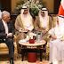 En un hecho sin precedentes, el canciller Miguel Vargas se reúne con emir de Kuwait; monarca ofrece apoyo a RD