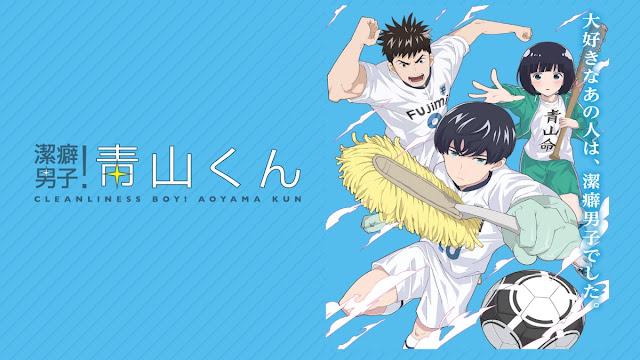 Download OST Opening Ending Anime Keppeki Danshi! Aoyama-kun Full Version