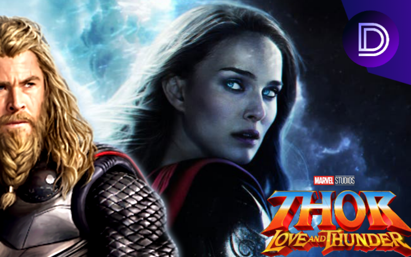 Thor : love and thunder movie moving forward for production