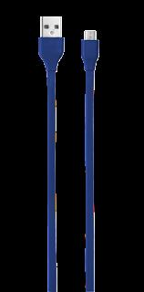 TRUST CAVO PIATTO BLU MICRO USB 1M 20136