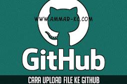 Cara Upload File Ke Github Menggunakan Android