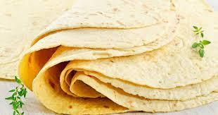 أفضل طريقة عمل خبز التورتيلا المكسيكى فى البيت