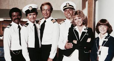 Ted Lange en 'Vacaciones en el mar'