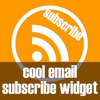 Widget Berlangganan Artikel Keren