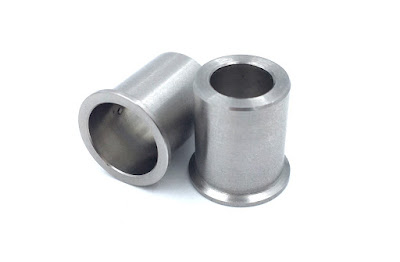 Custom Precision Flange Bushings In Stainless Steel Material