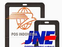 Aplikasi JNE dan Pos Indonesia di Smartphone dan Tablet