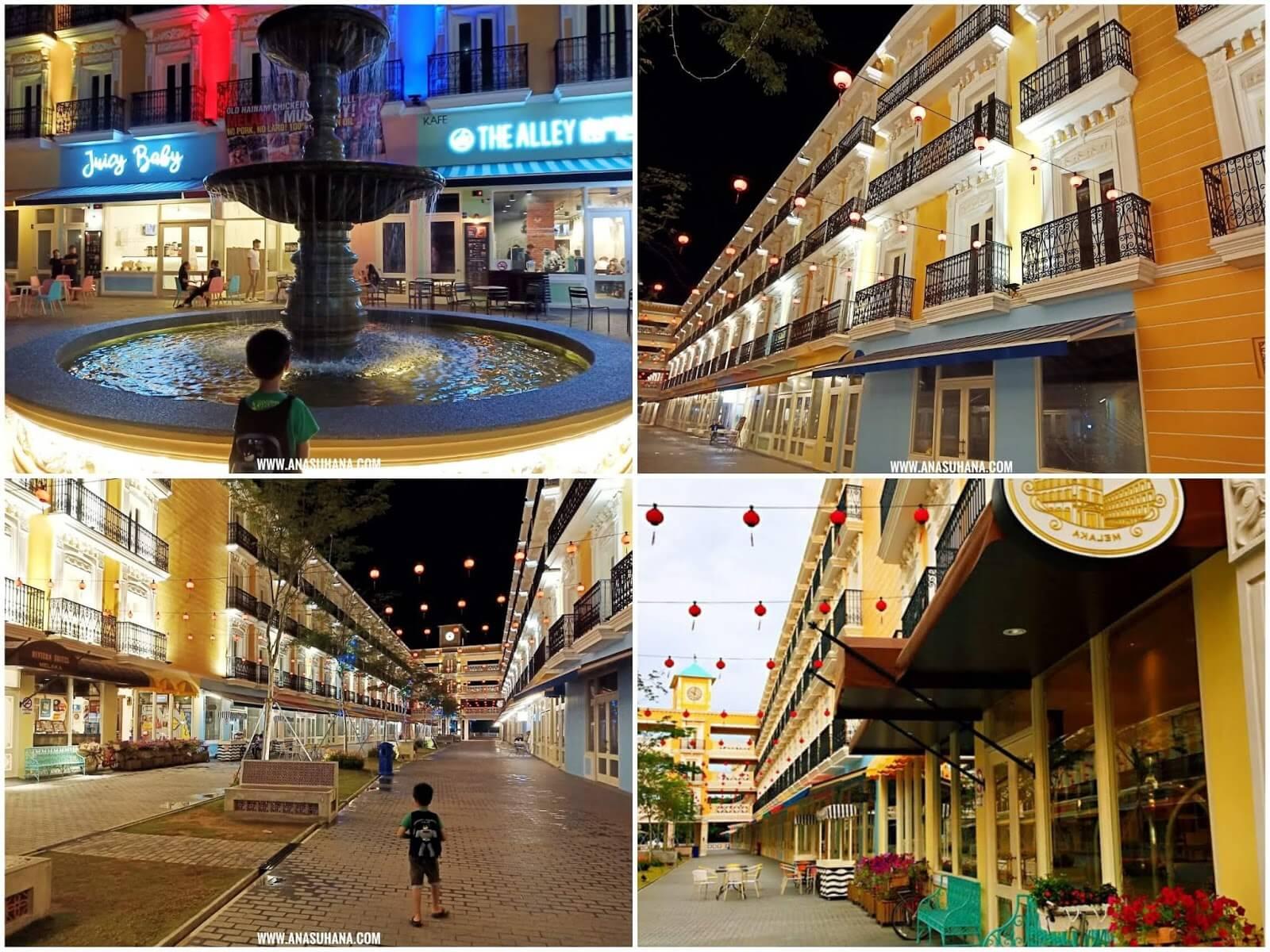 Hotel Terbaik di Melaka 2020