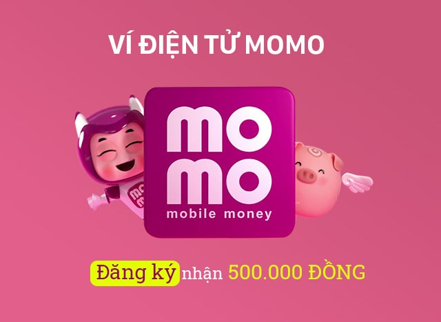 Cách đăng ký Momo nhận 500K và kiếm tiền với momo 2020
