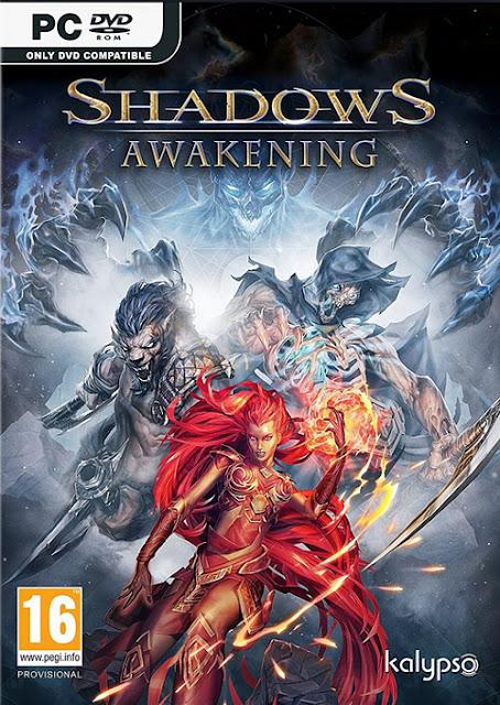 تحميل لعبه Shadows Awakening 2018  للكمبيوتر برابط واحد مباشر