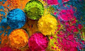 الألوان الأساسية و الألوان الثنائية ، الألوان الساخنة و الألوان الباردة