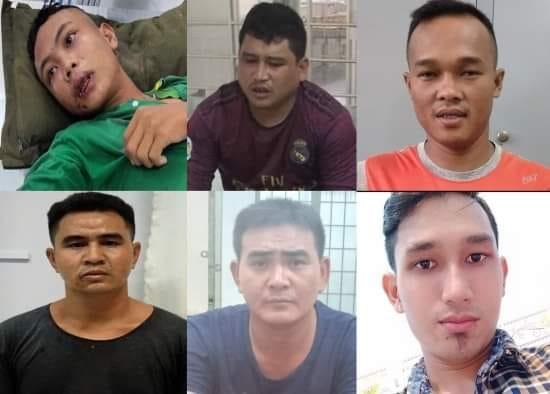 Bắt 9 đối tượng trong vụ gần 200 đối tượng buôn lậu tấn công khiến 5 cán bộ, chiến sĩ bị thương