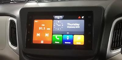 maruti wagonr music system