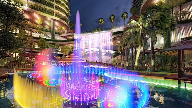 Sunshine Empire Ciputra Hanoi tổ hợp resort nghỉ dưỡng 4.0 6 sao Hà Nội Tower