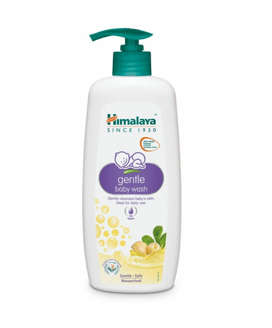 Himalaya baby wash review