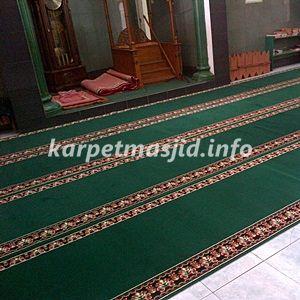 Harga Karpet Masjid Polos