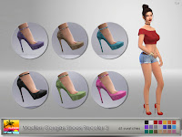 Madlen Gorgias Shoes Recolor 2