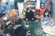 Menindak Lanjuti Informasi Dari SKT FORPETAB, Camat Tambora Kunjungi Bayi Penderita Sindrum