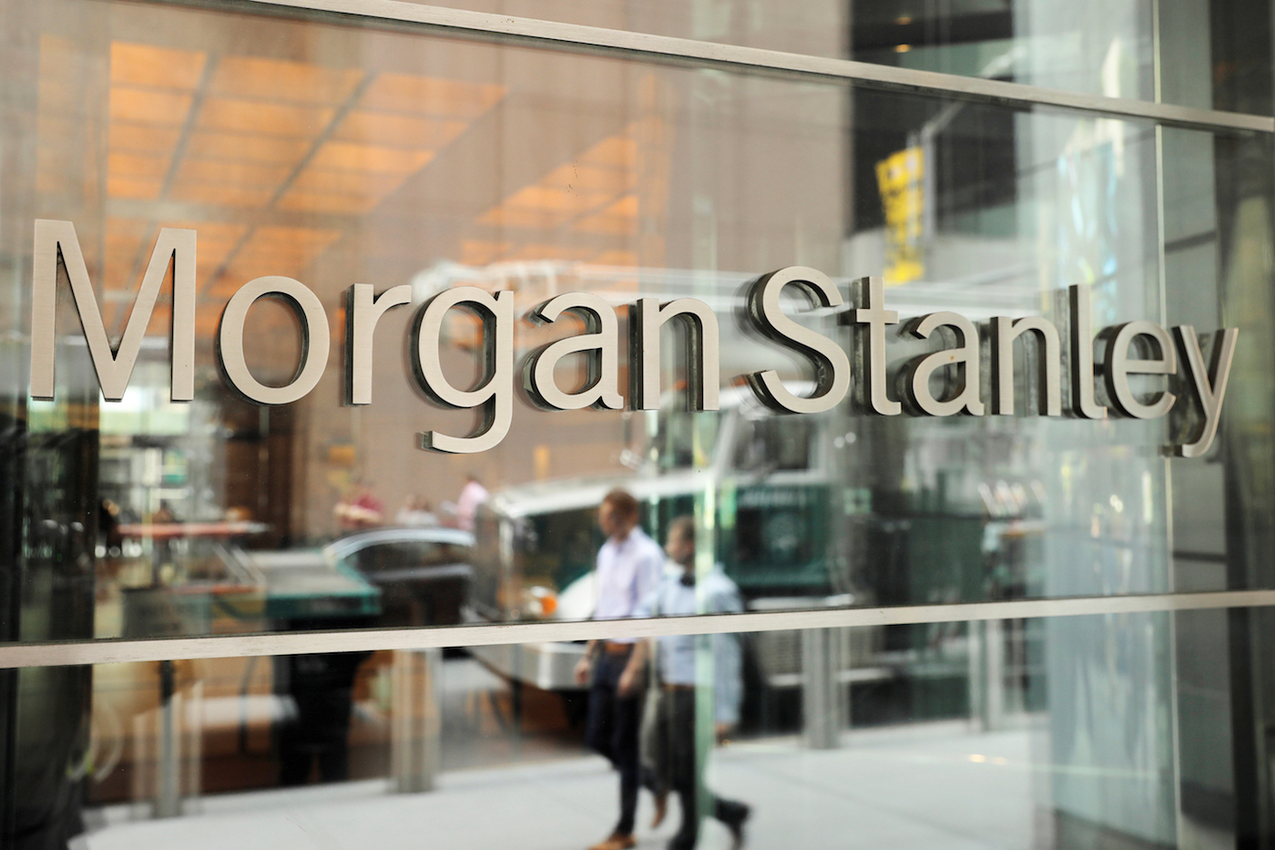 Morgan Stanley Dijital Para