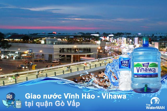 Đại lý nước Vĩnh Hảo - Vihawa quận Gò Vấp