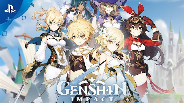 Review Genshin Impact, RPG Open World Terbaru dari Mihoyo