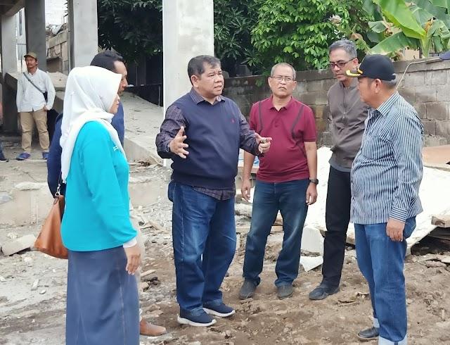 Proyek di Sidoarjo jika Tidak Selesai Tepat Waktu, Kontraktor Kena Denda