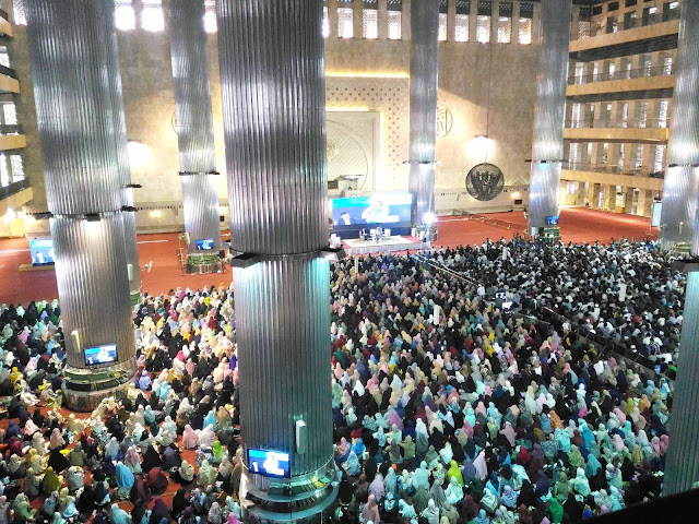 Reconnect With Quran, Nouman Ali Khan, Masjid Istiqlal, Jakarta