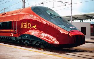 AGV Italo Top Speed