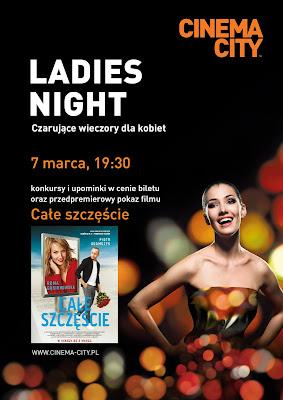 Ladies Night  7.03.2019 Częstochowa