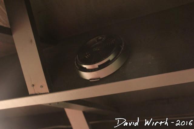 paint smoke alarm, detector