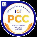 ICF Certification Badge