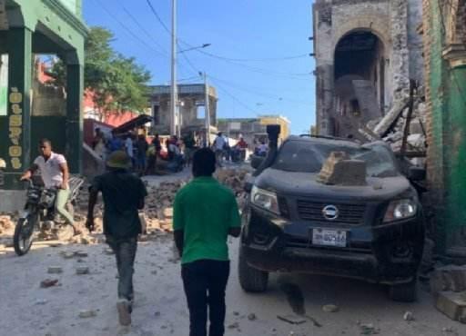 Terremoto de magnitude 7,2 no Haiti deixa ao menos 304 mortos