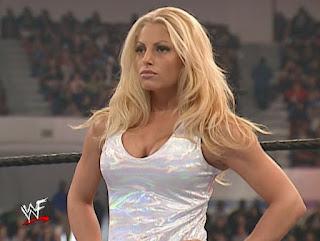WWE / WWF Vengeance 2001 - Trish Stratus