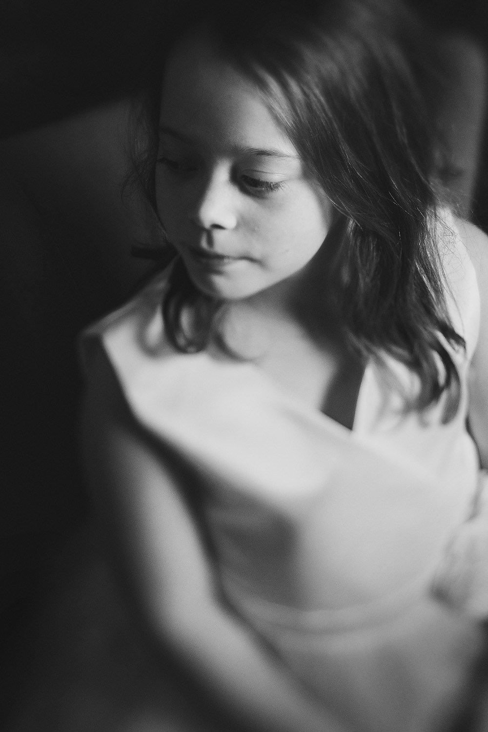 Lensbaby Edge 50 Natural light portrait by Willie Kers from the Netherlands