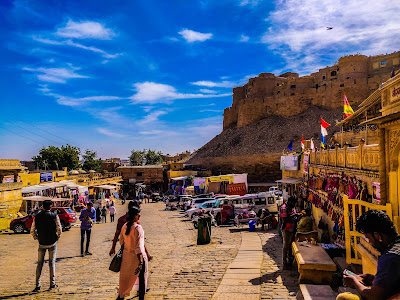 incredible Jaisalmer fort