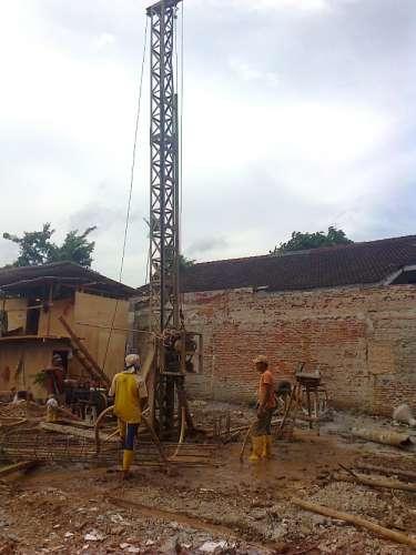 Order Jasa Bore Pile / Strauss Pile Tanjung Selor, Kalimantan Utara Terjangkau