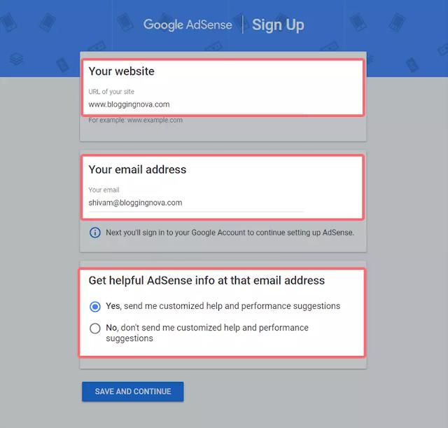 شرح فتح حساب ادسنس جوجل
