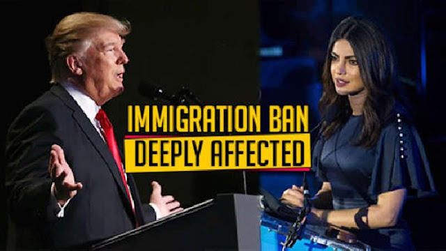 Priyanka Chopra Deeply Affected by Donald Trump Immigration Ban