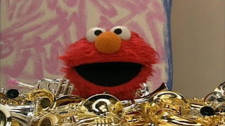 Sesame Street Elmo's World Music