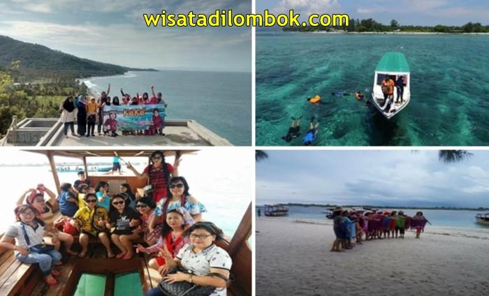 Paket Tour di Lombok 2 Hari