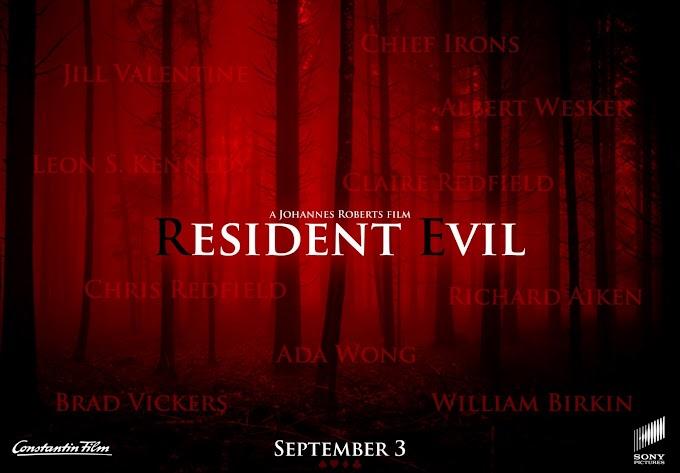 Nueva adaptación cinematográfica de Resident Evil