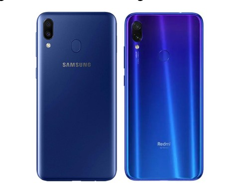Perbandingan Redmi Note 7 VS Samsung Galaxy M20