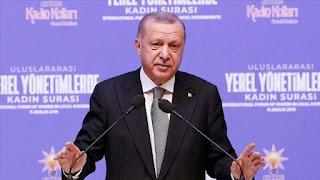 """أردوغان يشكر القادة الذين قاطعوا حفل """"نوبل"""""""