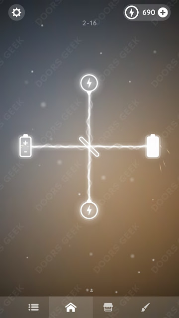 Laser Overload [Beginner] Level 2-16 Solution, Walkthrough, Cheats