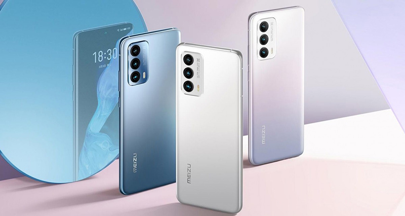 Meizu launches the 18-series with top notch features!