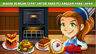 COOKING DASH Mod Apk Unlimited Gold Free for android