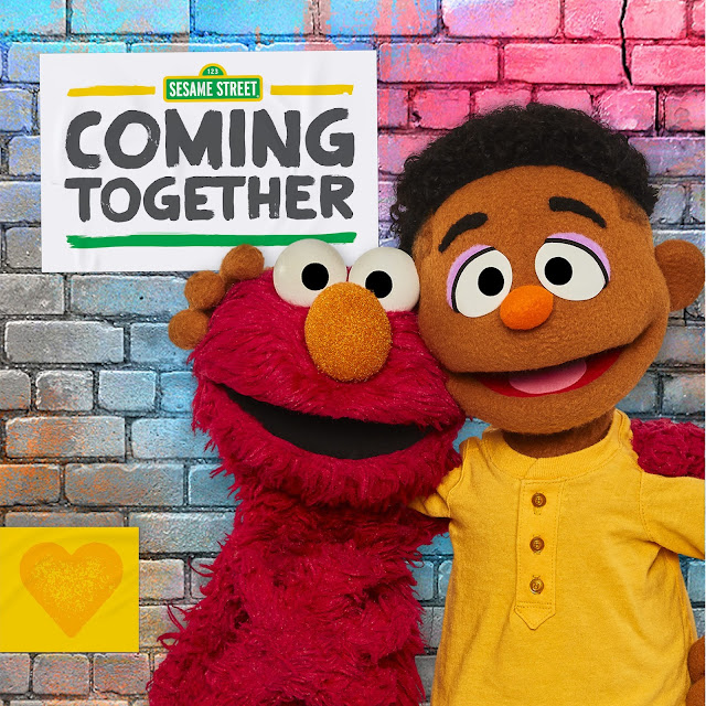 """Sesame Workshop Releases New """"ABCs of Racial Literacy"""" Content to Help Families Talk to Children About Race and Identity [""""Giant"""" Song Video Included]"""