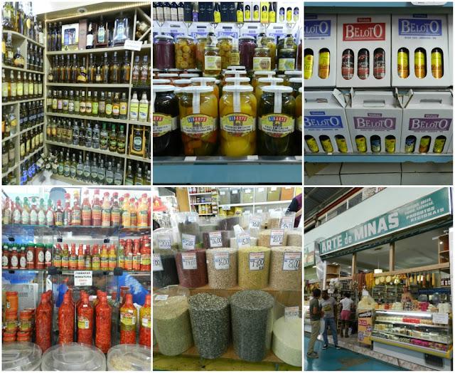 Dicas para curtir Poços de Caldas - Mercado Municipal