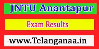 JNTU Anantapur B.Tech B.Pharmacy Exam Results