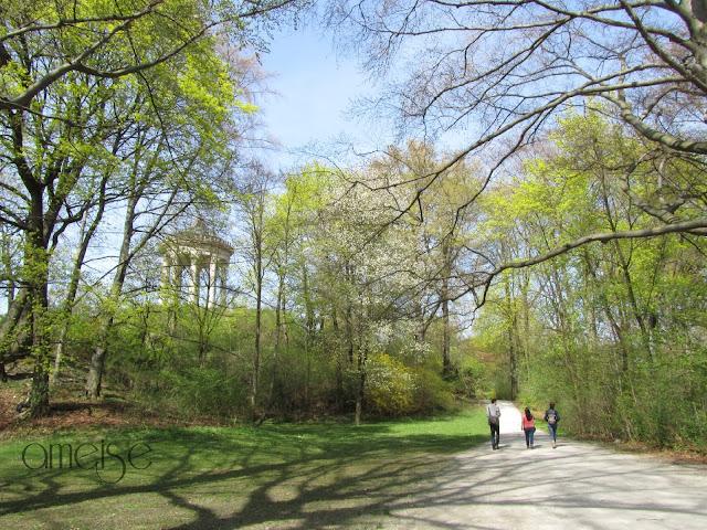 ameiseblog_Englischen Garten Munich