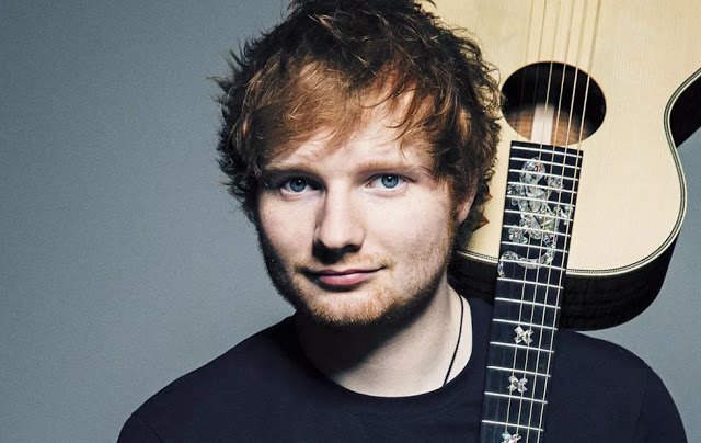 Noticias que suenan Rock pop Ed Sheeran